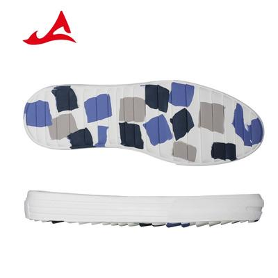White or Camo Rubber Sole for Ladies Sneakers & Casual Shoes XH7681