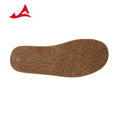 Brown Rubber Sole for Women Fall Winter Leisure Snow Boots & Slippers XH18048