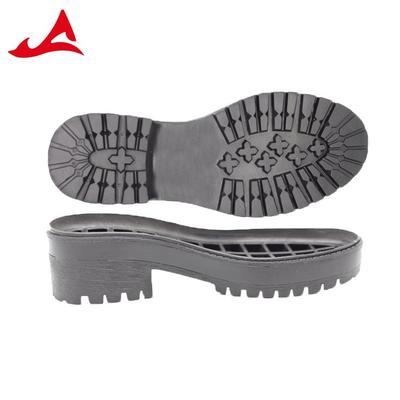 Ladies boots soles, high heels, rubber soles, antiskid and wear resistant