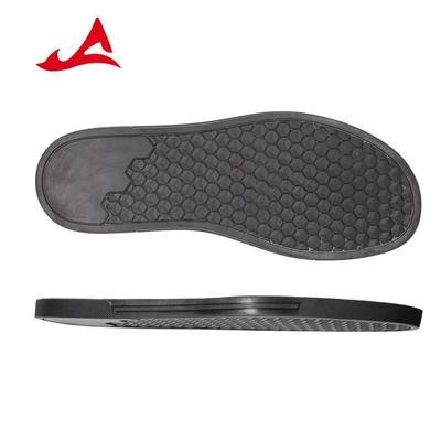 Men Black Rubber Sole for Beach Shoes & Flip Flops XH1793
