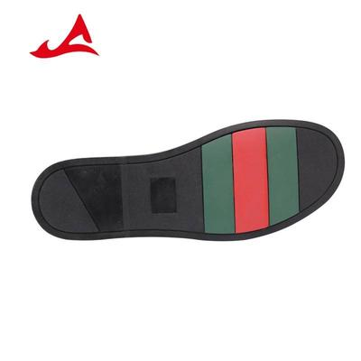 Black/Red/Green Rubber Sole for Men Slippers & Casual Shoes LH008